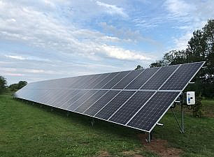 Päikesepargi projekteerimine