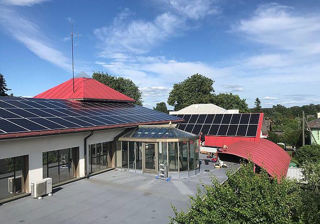 Päikesepaneelide finantseerimine